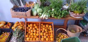 Legumes & fruits